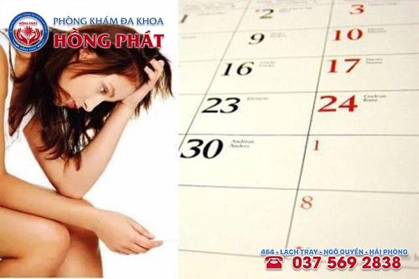 Có nhiều nguyên nhân dẫn đến hiện tượng bế kinh ở nữ giới