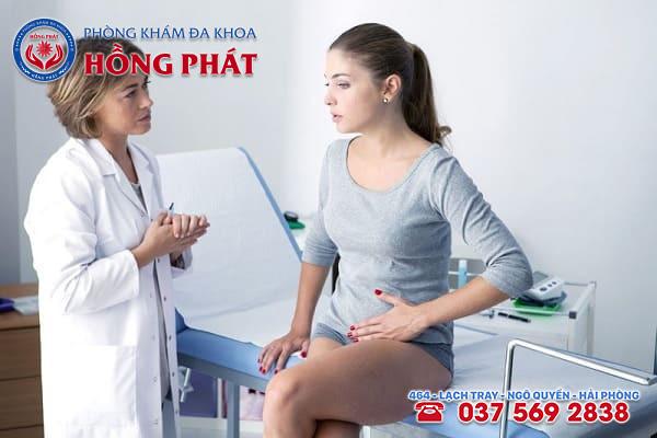 Dựa vào tình trạng sa âm đạo mà bác sĩ sẽ đưa ra liệu pháp điều trị phù hợp