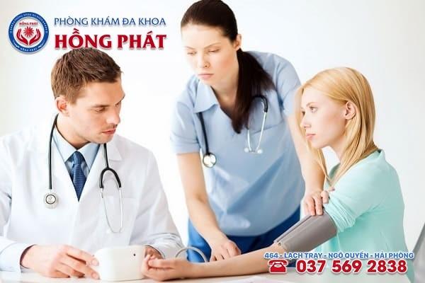 Phụ thuộc vào từng giai đoạn của bệnh mà có phương pháp trị liệu riêng