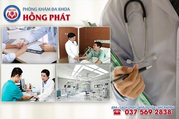 Phòng Khám Hồng Phát - Địa chỉ khám chữa bệnh giang mai hiệu quả với mức phí hợp lý