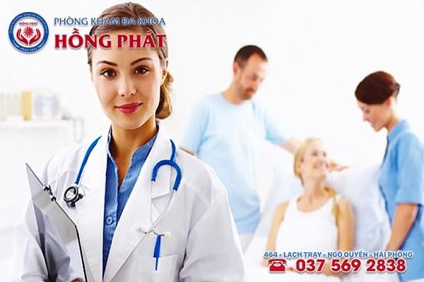 Chọn đúng địa chỉ chữa giang mai ở Hải Phòng uy tín giúp bạn có kết quả chữa bệnh tốt nhất