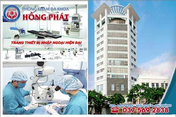 Phòng Khám Hồng Phát - Đại chỉ chữa bệnh trĩ ngoại uy tín, hiệu quả