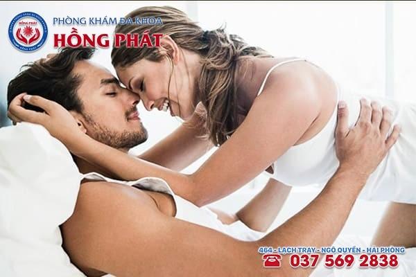 Thực hiện quan hệ tình dục điều đặn cũng là cách phòng ngừa bệnh liệt dương hiệu quả