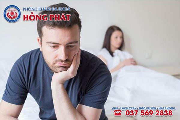 Không cắt bao quy đầu sẽ gây ảnh hưởng đến chất lượng đời sống tình dục