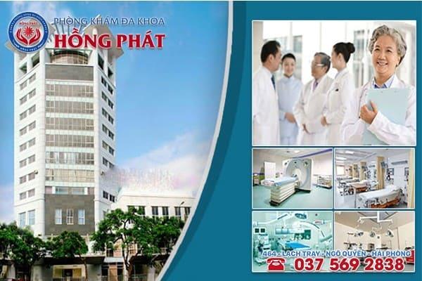 Điều trị trĩ nội hiệu quả, tiết kiệm chi phí tại Phòng Khám Hồng Phát