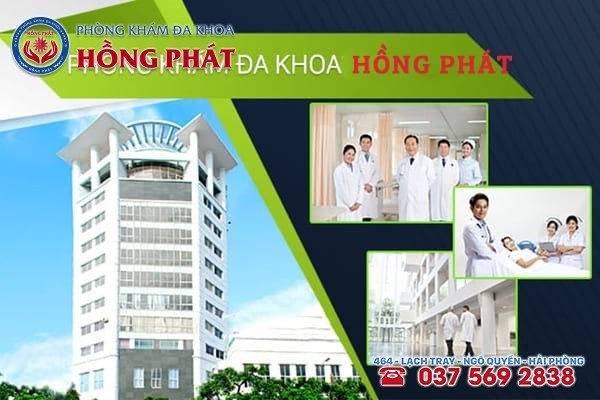 Đa Khoa Hồng Phát - địa chỉ điều trị với mức phí hợp lý