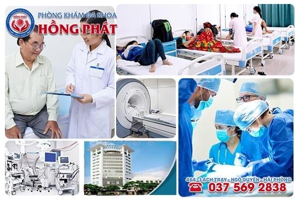 Phòng Khám Hồng Phát - địa chỉ chữa trị bệnh dài bao quy đầu ở Quảng Ninh tốt nhất nên chọn