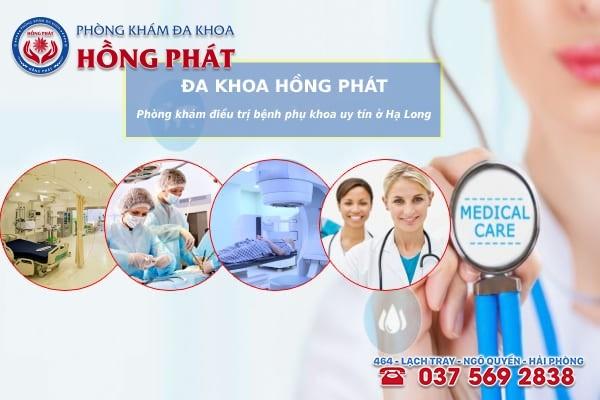 Chữa trị bệnh đau bụng kinh chất lượng ở Hạ Long
