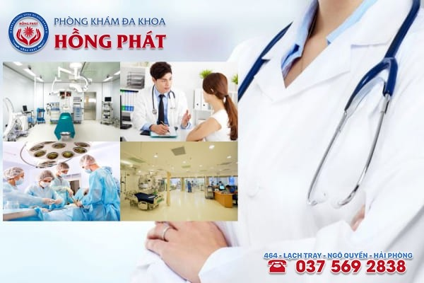 Phòng khám Hồng Phát - Địa chỉ chữa trị bệnh đau bụng kinh uy tín