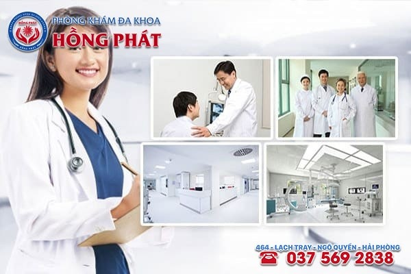 Phòng Khám Hồng Phát - địa chỉ chữa trị bệnh đau tinh hoàn tại Quảng Ninh uy tín