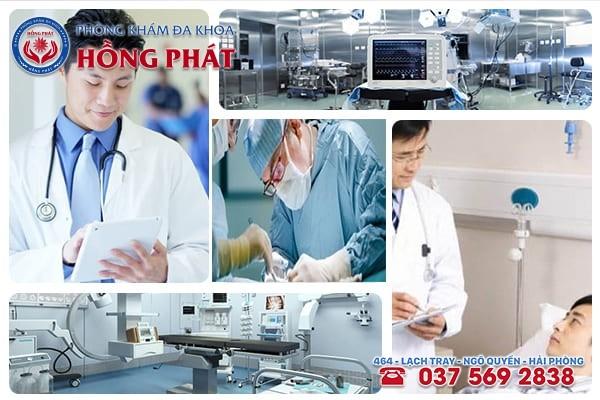 Phòng Khám Hồng Phát - Địa chỉ chữa trị bệnh lậu ở Hải Dương uy tín, tốt nhất