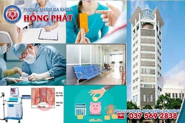 Phòng Khám Hồng Phát - Địa chỉ chữa trị bệnh nứt kẽ hậu môn ở Quảng Ninh tốt nhất