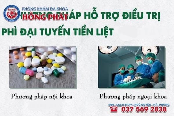 Hai phương pháp chữa trị bệnh phì đại tuyến tiền liệt tại Quảng Ninh hiệu quả