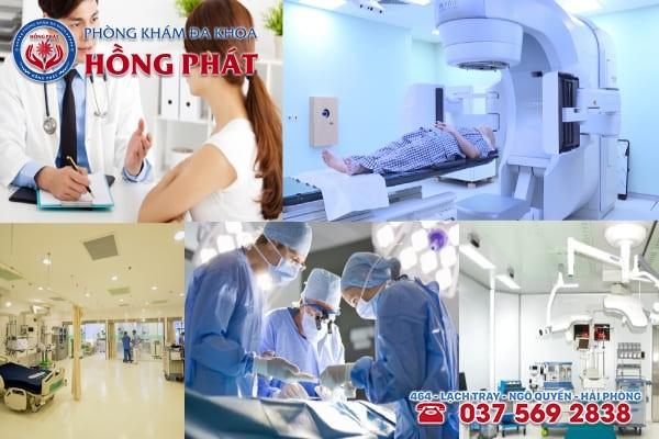Phòng khám Hồng Phát - Địa chỉ chữa trị bệnh phụ khoa chuyên nghiệp và uy tín