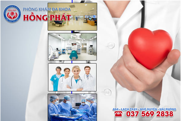 Đa khoa Hồng Phát là phòng khám chữa trị bệnh viêm vùng kín uy tín