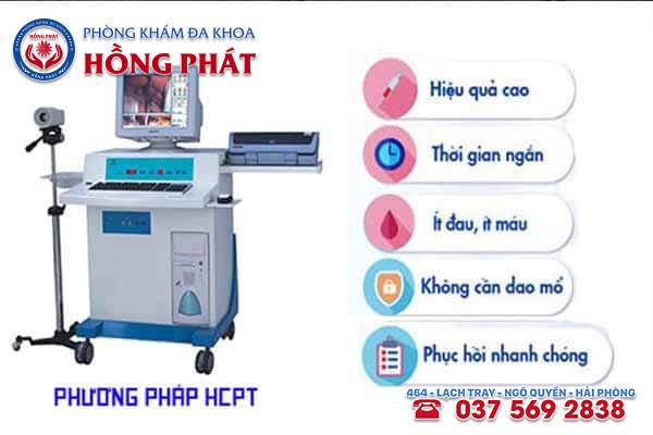 Phương pháp HCPT chữa nứt kẽ hậu môn hiệu quả dứt điểm tại Phòng Khám Hồng Phát