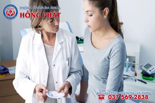 Phòng khám Hồng Phát là địa chỉ đặt vòng tránh thai an toàn và chuyên nghiệp