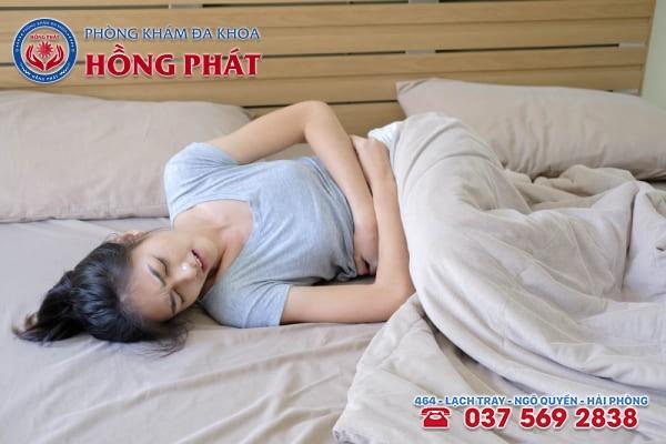 Có 2 nguyên nhân chính dẫn đến đau bụng kinh dữ dội ở nữ giới
