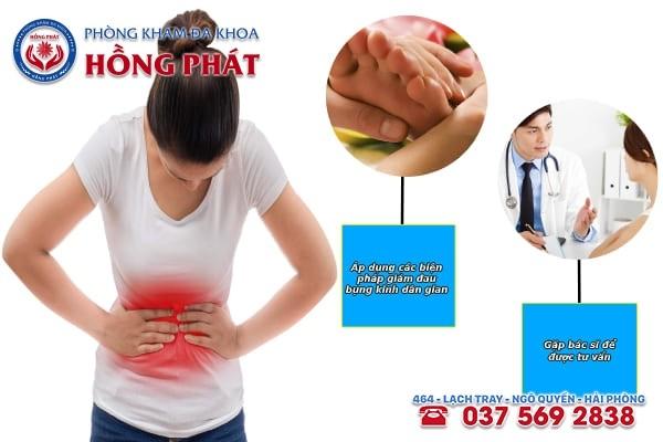 Đau bụng kinh có ảnh hưởng đến sinh sản không?