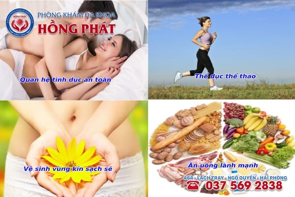Các khuyến cáo từ chuyên gia cách phòng tránh bệnh phụ khoa và hiện tượng đau bụng kinh kéo dài