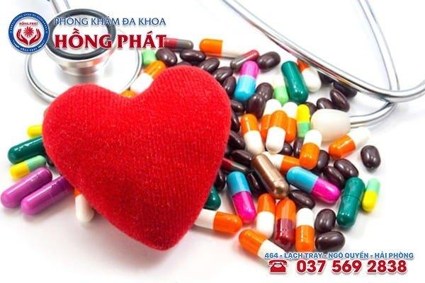 Điều trị xuất tinh ngược dòng bằng thuốc