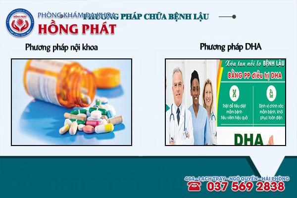 Phương pháp hỗ trợ điều trị bệnh lậu an toàn hiệu quả được áp dụng phổ biến