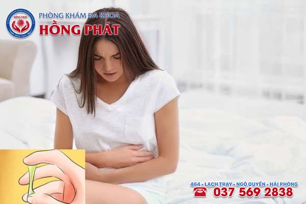 Khí hư bất thường gây ảnh hưởng đến sức khoẻ của nữ giới
