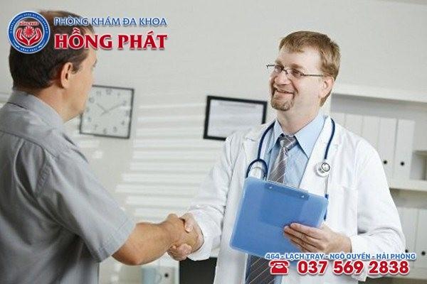Nguyên tắc điều trị bệnh lậu tại Đa Khoa Hồng Phát