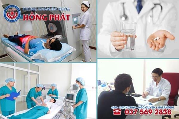 Có nhiều phương pháp điều trị bệnh nam khoa hiện đại, hiệu quả hiện nay