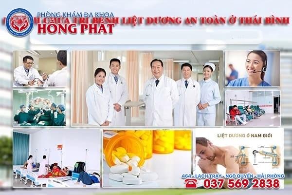 Địa chỉ chữa trị bệnh liệt dương an toàn ở Quảng Ninh