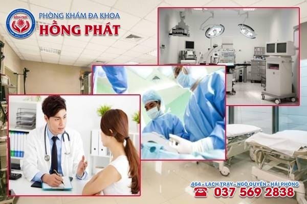 Địa chỉ chữa trị bệnh nang naboth cổ tử cung an toàn ở Quảng Ninh