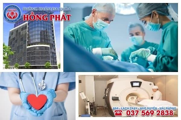 Địa chỉ chữa trị bệnh polyp cổ tử cung an toàn ở Quảng Ninh