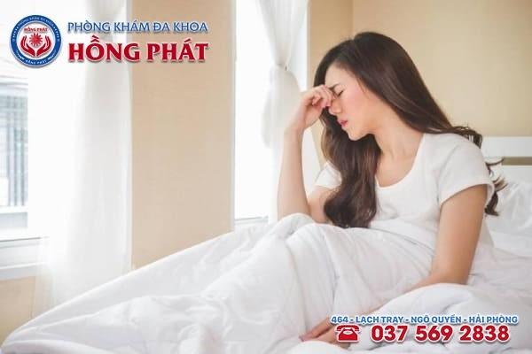 Có nhiều nguyên nhân dẫn đến bệnh rong kinh ở nữ giới