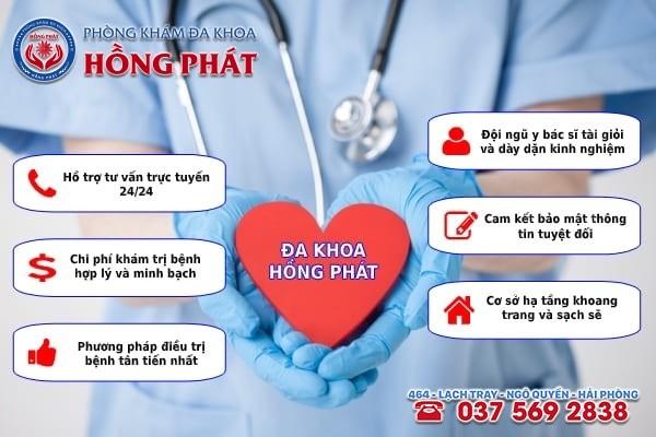 Địa chỉ chữa trị bệnh rong kinh an toàn ở Quảng Ninh