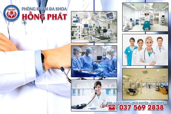 Địa chỉ chữa trị bệnh sa tử cung an toàn ở Quảng Ninh