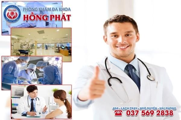 Đa khoa Hồng Phát - Phòng khám điều trị bệnh phụ khoa uy tín và chuyên nghiệp