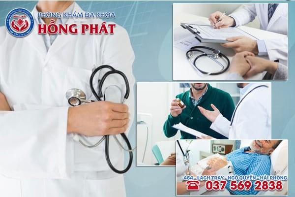Địa chỉ chữa trị bệnh viêm đường tiết niệu tốt nhất ở Quảng Ninh