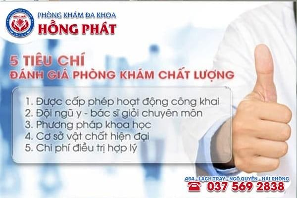 Tiêu chí đánh giá địa chỉ chữa trị bệnh viêm mào tinh hoàn ở Quảng Ninh tốt nhất