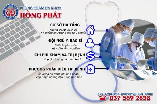 Địa chỉ chữa trị bệnh viêm nội mạc tử cung an toàn ở Quảng Ninh