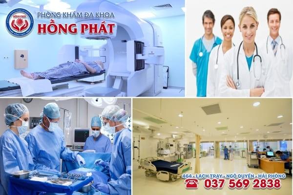 Địa chỉ chữa trị bệnh viêm vùng chậu an toàn ở Quảng Ninh