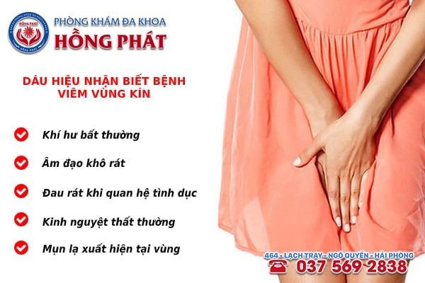 Viêm nhiễm vùng kín là bệnh lý gây ảnh hưởng đến sức khoẻ và khả năng sinh sản của nữ giới