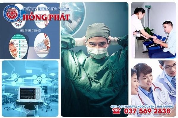 Địa chỉ chữa trị bệnh yếu sinh lý an toàn ở Quảng Ninh