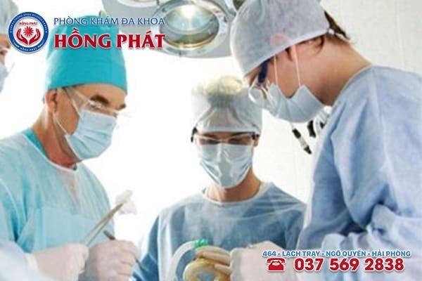 Điều trị xuất tinh muộn bằng phương pháp tiểu phẫu