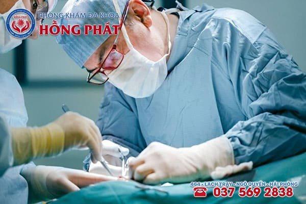 Tiểu phẫu chặn dây thần kinh lưng dương vật cho trường hợp xuất tinh sớm