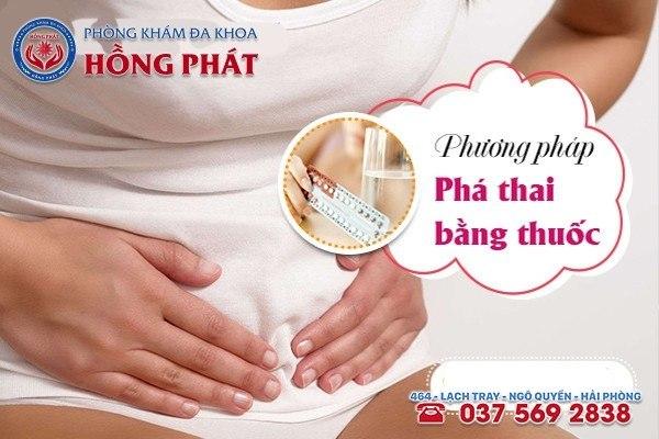 Phương pháp đình chỉ thai bằng thuốc an toàn, hiệu quả