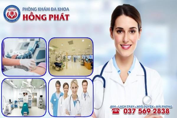 Đa khoa Hồng Phát là phòng khám nạo hút thai uy tín ở Quảng Ninh