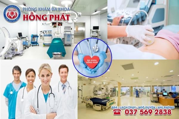 Phòng khám Hồng Phát là địa chỉ phá thai bằng thuốc ở Quảng Ninh an toàn