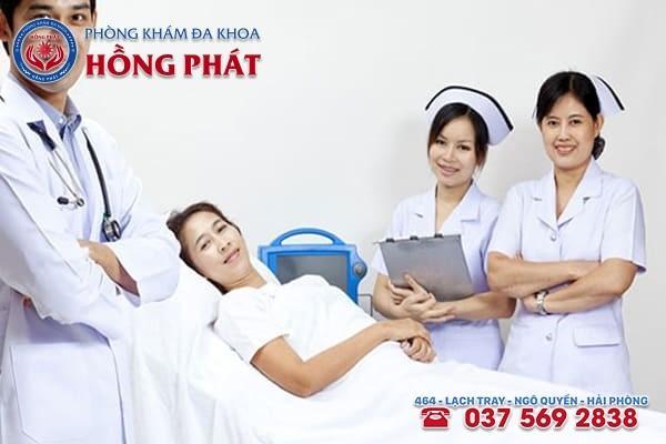 Dịch vụ y tế cũng quyết định đến phí đốt nang naboth cổ tử cung