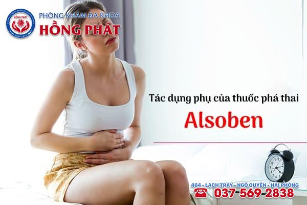Thuốc Alsoben gây ra nhiều biến chứng nguy hiểm nếu sử dụng không đúng cách