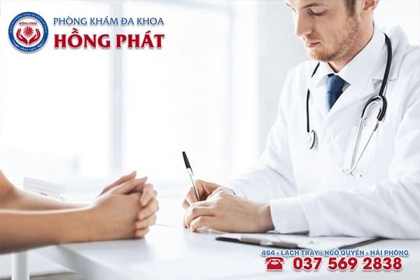 Nên tuân thủ đúng phác đồ điều trị bệnh từ bác sĩ chuyên khoa